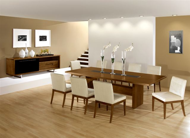 Modern Dining Table Simplicity Ideas